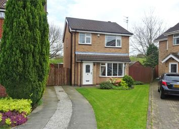 Thumbnail 3 bed detached house for sale in Viscount Drive, Heald Green, Cheadle, Cheshire
