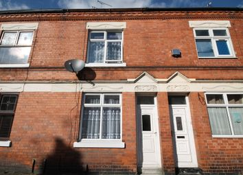 Thumbnail 2 bed terraced house for sale in Battenberg Road, West End, Leicester