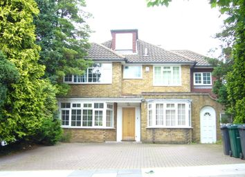 Thumbnail 6 bed terraced house to rent in Fitzalan Road, London
