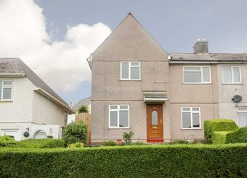 Thumbnail 3 bedroom end terrace house for sale in Lanhydrock Road, St Judes, Plymouth