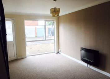 Thumbnail 2 bed property to rent in Lilac Close, Burbage, Hinckley