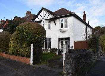 Thumbnail 4 bed detached house for sale in Norton Road, Swansea