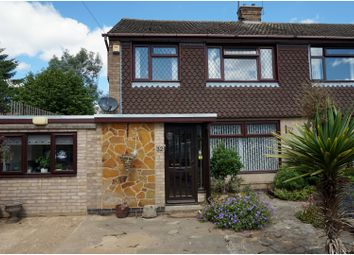 Thumbnail 3 bed semi-detached house for sale in Parade Bank, Moulton