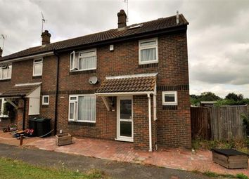 Thumbnail 4 bed terraced house for sale in Orion Way, Willesborough, Ashford