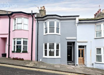 Thumbnail 2 bedroom terraced house for sale in Bute Street, Brighton, East Sussex