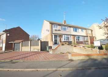 Thumbnail 3 bed semi-detached house for sale in Godlings Way, Braintree