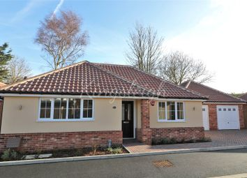 Thumbnail 2 bed bungalow for sale in Fronks Road, Dovercourt, Harwich, Essex