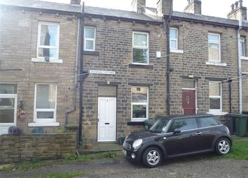 Thumbnail 2 bed terraced house to rent in Woodside Cottages, Milnsbridge, Huddersfield