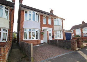 Thumbnail 3 bedroom semi-detached house for sale in Locarno Road, Ipswich