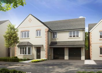 "Thumbnail 4 bed detached house for sale in ""The Compton"" at Thame Park Road, Thame"