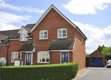 Thumbnail 3 bed end terrace house for sale in Ashclyst View, Broadclyst, Exeter