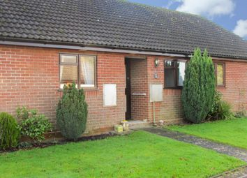Thumbnail 2 bedroom terraced bungalow for sale in The Limes, London Road, Halesworth