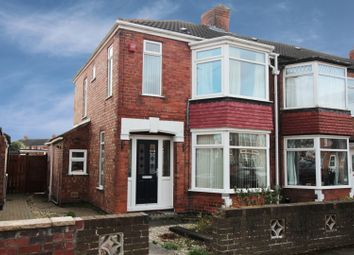 Thumbnail 3 bedroom terraced house for sale in Ancaster Avenue, Hull, North Humberside