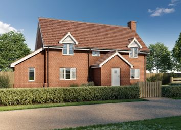 Thumbnail 4 bed detached house for sale in Cockfield, Bury St Edmunds, Suffolk