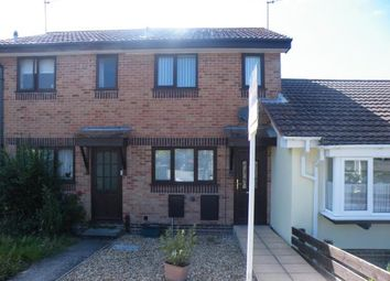 Thumbnail 2 bed terraced house for sale in Fieldfare Close, Weymouth