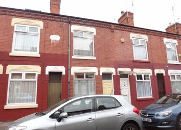 Thumbnail 2 bed terraced house for sale in Coral Street, Belgrave, Leicester