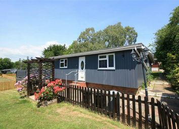 Thumbnail 2 bed mobile/park home for sale in 81 High Beech Chalet Park, Battle Road, St Leonards-On-Sea, East Sussex