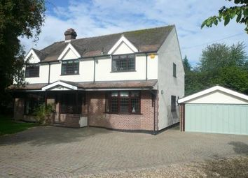 Thumbnail 5 bed detached house for sale in Hertford Road, Great Amwell