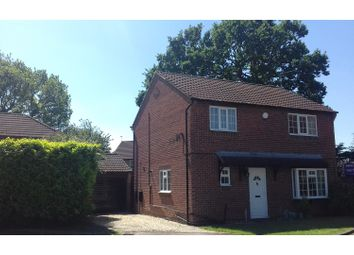 Thumbnail 4 bedroom detached house for sale in Ashbourne Way, York