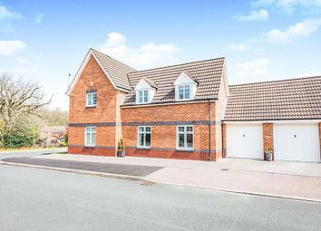 4 bed detached house for sale in Rubery Field Close, Rubery, Rednal, Birmingham B45