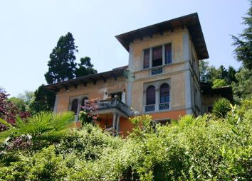 Thumbnail 5 bed villa for sale in Ghevio, Meina, Piedmont, Italy