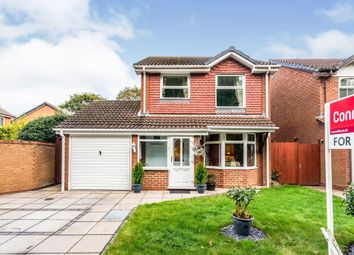Thumbnail Detached house for sale in Admiral Parker Drive, Shenstone, Lichfield