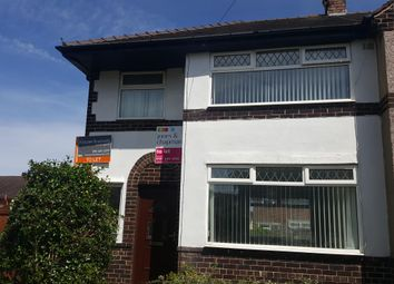 Thumbnail 3 bed terraced house to rent in New Chester Road, New Ferry, Wirral