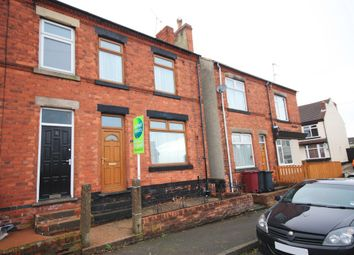 Thumbnail 3 bed terraced house for sale in Peel Street, South Normanton, Alfreton