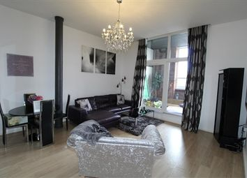 Thumbnail 1 bed flat for sale in The Cotton Works, Blackburn Road, Bolton