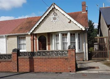 Thumbnail 2 bedroom semi-detached bungalow for sale in Pencaecrwn Road, Gorseinon, Swansea