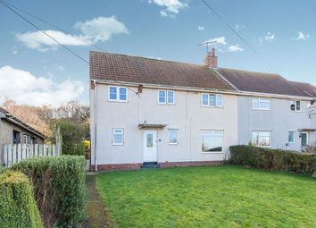 Thumbnail 3 bed semi-detached house for sale in Clevedon Lane, Clapton In Gordano, Bristol