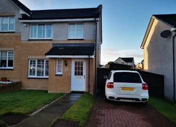 Thumbnail 3 bed semi-detached house for sale in Balblair Road, Airdrie