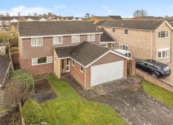 Thumbnail 4 bed detached house for sale in Byron Close, Abingdon