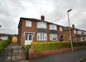 Thumbnail 3 bed semi-detached house for sale in The Parkway, Scarborough
