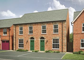 """Thumbnail 3 bed semi-detached house for sale in """"The Carnel Ge 4th Edition"""" at Butt Lane, Blackfordby, Swadlincote"""