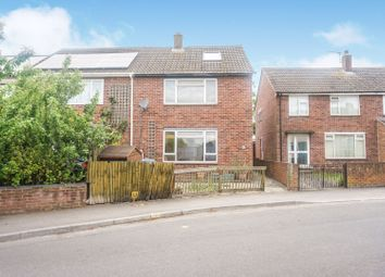 Thumbnail 4 bed semi-detached house for sale in Villiers Road, Bicester
