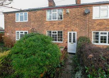 Thumbnail 2 bed terraced house for sale in Oughtrington Crescent, Lymm, Cheshire