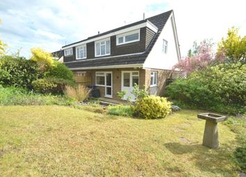 Thumbnail 3 bed semi-detached house for sale in The Rise, High Wycombe