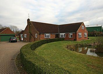 Thumbnail 5 bed detached bungalow for sale in High Street, Tilbrook, Tilbrook