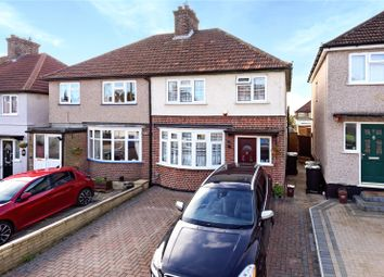 Thumbnail 3 bed semi-detached house for sale in Berry Avenue, Watford, Hertfordshire