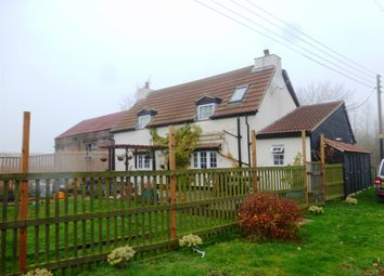 Thumbnail 3 bed property for sale in North Road, Gedney Hill, Spalding