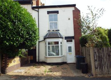 Thumbnail 3 bed terraced house to rent in Kings Road, Kings Heath, Birmingham