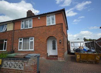 Thumbnail 3 bedroom semi-detached house for sale in Overbury Road, Norwich, Norfolk