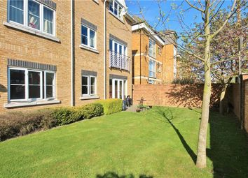 Thumbnail 2 bed flat for sale in St Davids Court, London Road, Ashford, Middlesex