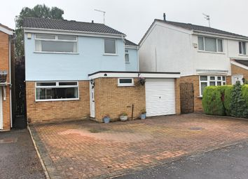 4 bed detached house for sale in Crediton Close, Wigston, Leicester LE18