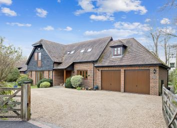 Guildford Road, Cranleigh, Surrey GU6. 4 bed detached house for sale