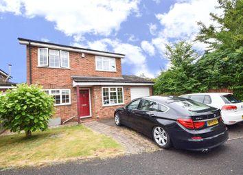 Thumbnail 4 bed detached house for sale in Kelsey Avenue, Finchampstead, Wokingham, Berkshire