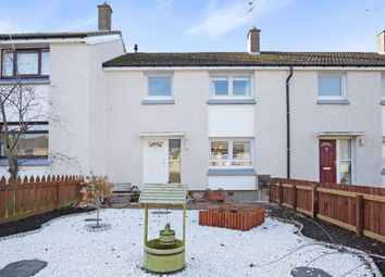 Thumbnail 3 bed terraced house for sale in Moredunvale Way, Edinburgh