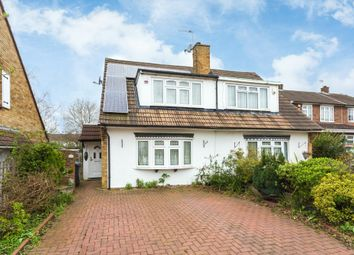 Thumbnail 3 bedroom semi-detached house for sale in Quinta Drive, Arkley, Barnet