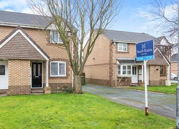 Thumbnail 2 bed semi-detached house to rent in Brooksfield, South Kirkby, Pontefract